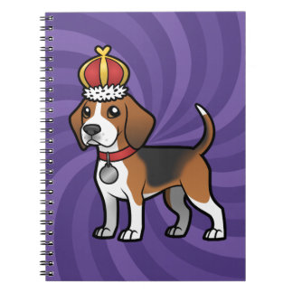Design Your Own Pet Spiral Note Books