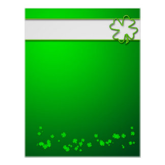 Design Your Own Poster - St Patricks Day