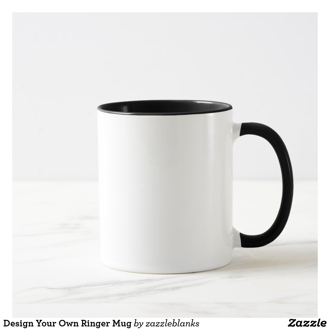 Design Your Own Ringer Mug