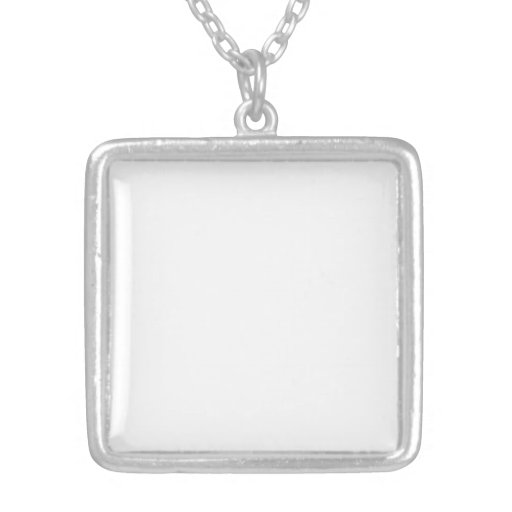Design Your Own Silver Plated Necklace