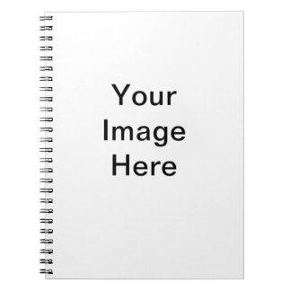 Design Your Own Spiral Notebook