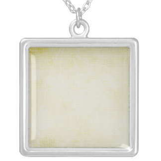 Design Your Own Square Pendant Necklace