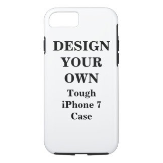 Design Your Own Tough iPhone 7 Case