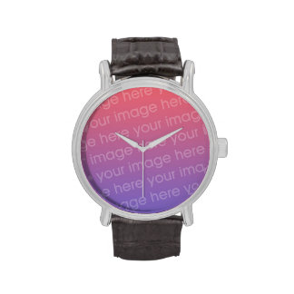 Design your own wristwatches