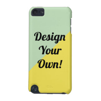 Design Your Personalise Gift iPod Touch 5G Case