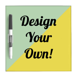 Design Your Personalise Gift Dry Erase Board