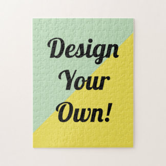 Design Your Personalise Gift Jigsaw Puzzle