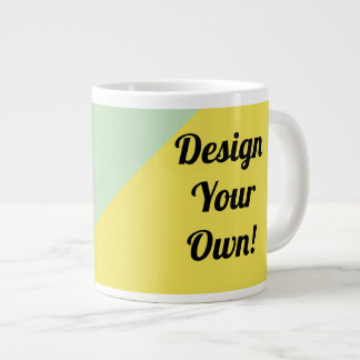 Design Your Personalise Gift Large Coffee Mug