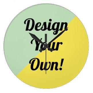 Design Your Personalise Gift Wallclocks