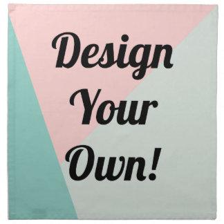 Design Your Personalised Custom Gift Printed Napkin