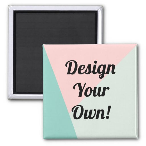 Design Your Personalized Gifts Fridge Magnets