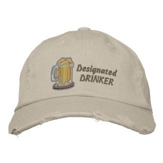 Designated Drinker Embroidered Hat