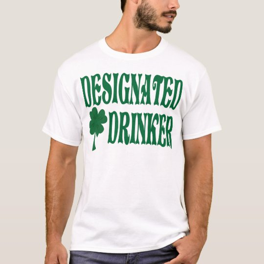 Designated Drinker T-shirt