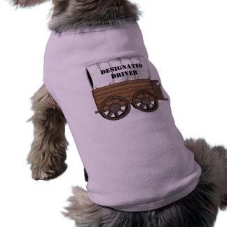 Designated Driver - Dog Sleeveless Dog Shirt