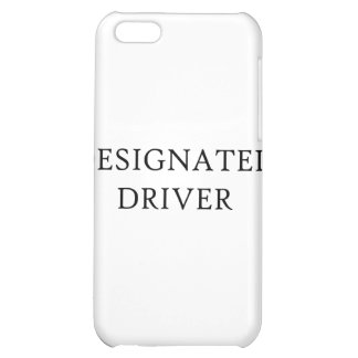 Designated Driver iPhone 5C Cases