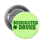 Designated Drunk Pin