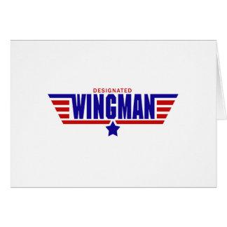 Designated Wingman Card