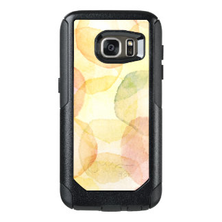 Designed abstract background with watercolor OtterBox samsung galaxy s7 case