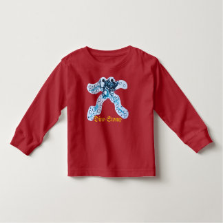 Designed by a Kid Dino Stomp Artistic T-Shirt
