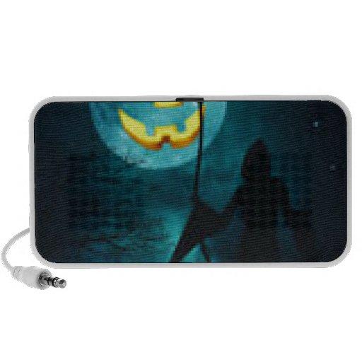 designed for Halloween day Travel Speakers