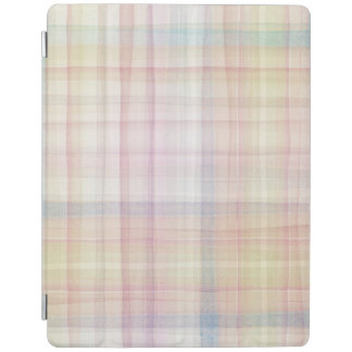 Designed watercolor art background, texture iPad cover