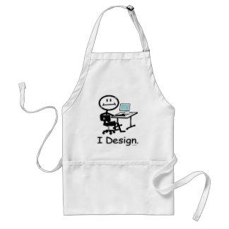 Designer Apron