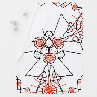 DESIGNER BABY BLANKET - ARTIST KIMBERLY PRICE