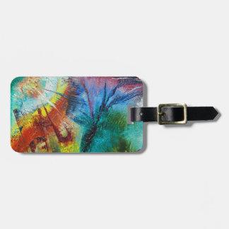 Designer baggage tag by Viktor Tilson Luggage Tags