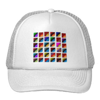 Designer baseball cap for the ladies
