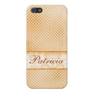 Designer Bling iPhone 4 cases:Gold Case For The iPhone 5