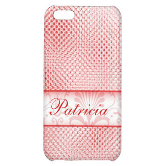 Designer Bling iPhone 4 cases:Red