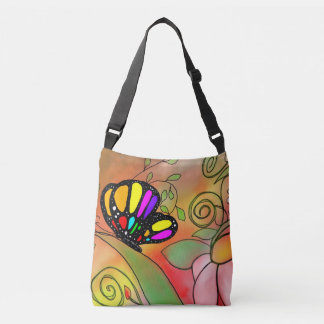 Designer crossbody bag by Zayha