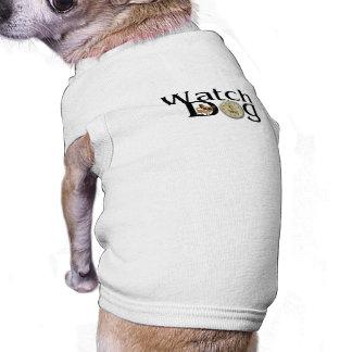 Designer Dog Duds Sleeveless Dog Shirt