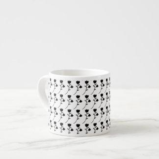 designer english country espresso mug