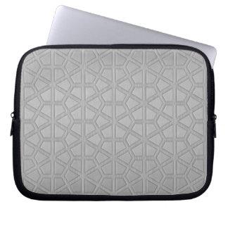 Designer Geometric Fashion accessories Computer Sleeve
