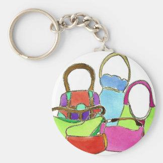 Designer Handbags Key Ring
