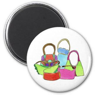 Designer Handbags Magnet