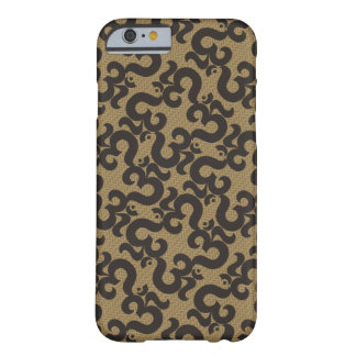 "Designer ""Houndstooth"" pattern OM Phone case by Om Barely There iPhone 6 Case"