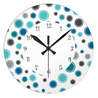 Kitchen Wall Clocks Zazzlecouk