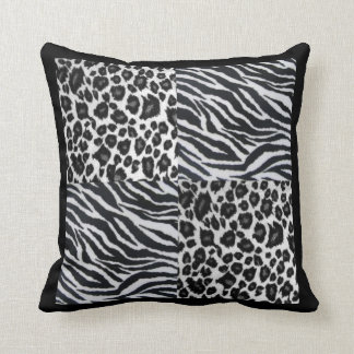 Designer Leopard Pillow