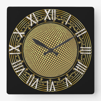 Designer One of a kind View notes please Wall Clock