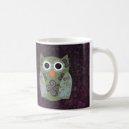 Designer Owl Rosie Mugs