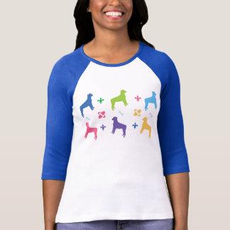 Designer Pit Bull T-Shirt