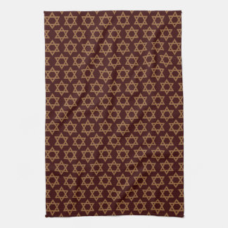 Designer Star of David Tea Towel