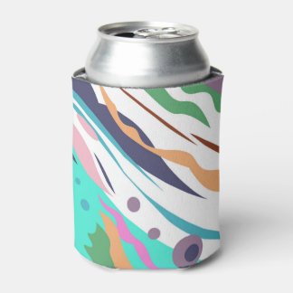 Designers Can with Rainbow elements Can Cooler