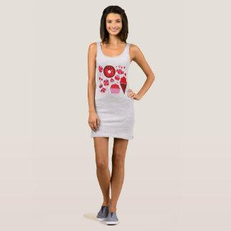 Designers grey Donut dress