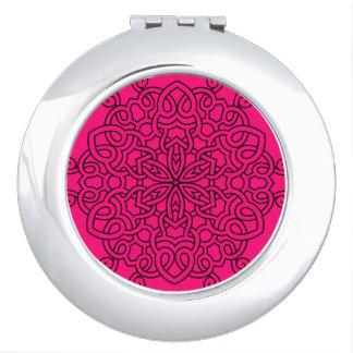 Designers silver Mirror Vanity Mirror