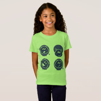 Designers t-shirt Safari hippo