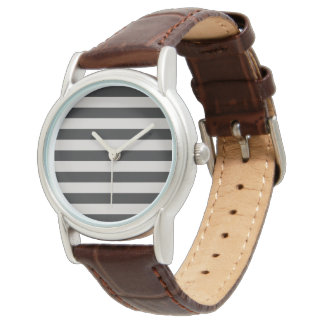 Designers watches with Stripes