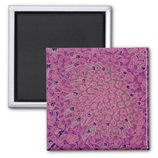 "Designs by AnBe im Zazzle Shop !  ""Pipa"" Square Magnet"